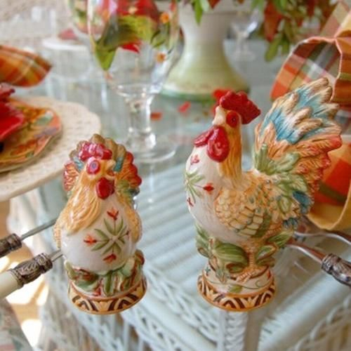2017 Rooster Year Decorating to Harmonize Your Life