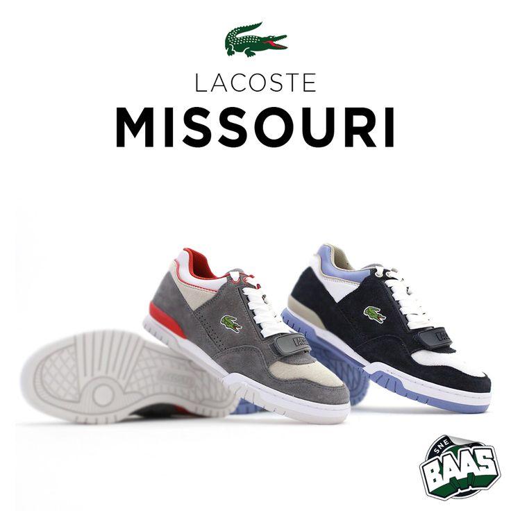 Lacoste Missouri  www.sneakerbaas.nl