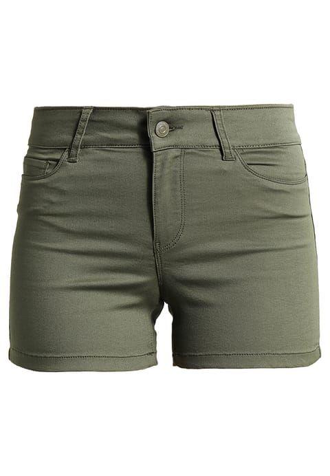 Vero Moda VMHOT SEVEN - Denim shorts - ivy green for £14.39 (03/07/17) with free delivery at Zalando
