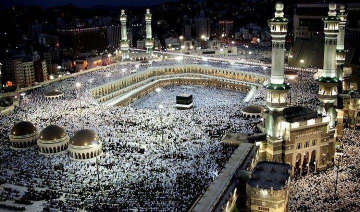 تفسير حلم الكعبة للمتزوجة في المنام لابن سيرين موقع مصري Hajj Pilgrimage Pilgrimage To Mecca Grand Mosque