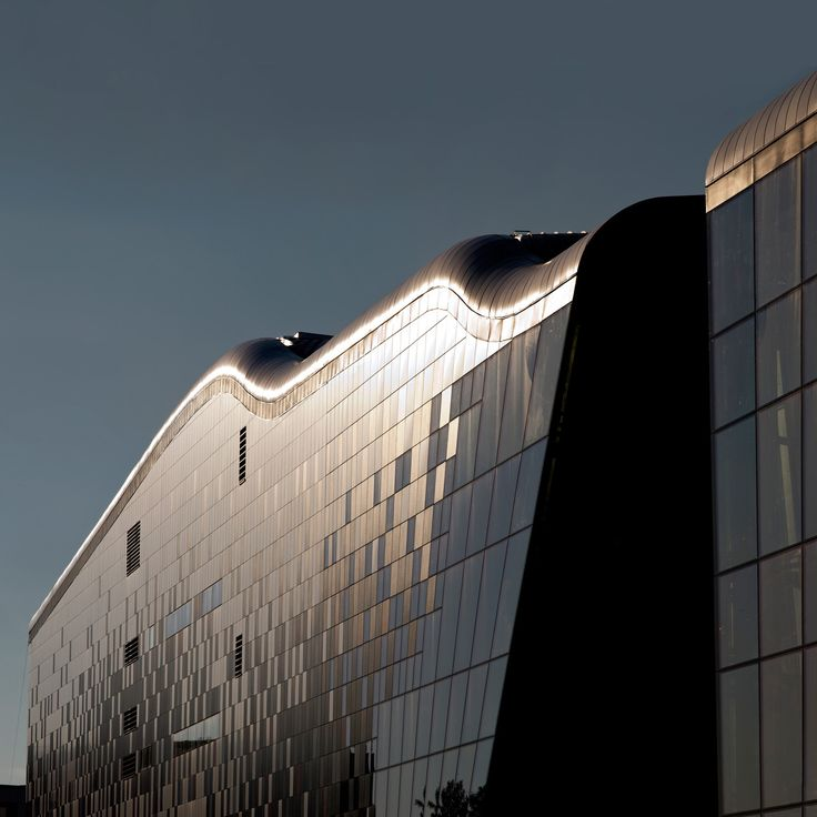 the office centre. concert and congress centre ice krakow has been designed by the office ingarden u0026 ewy i