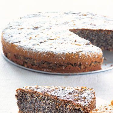 Österreichischer Mohnkuchen Rezept | Küchengötter