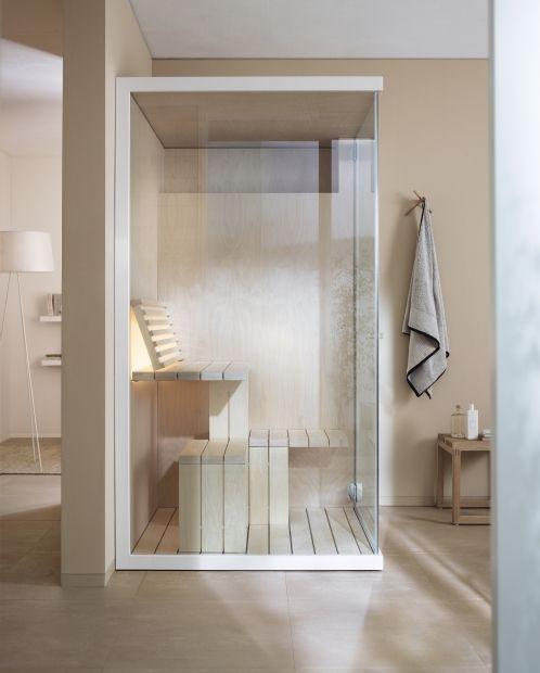 Die besten 25+ Zwei Personen Dusche Ideen auf Pinterest - sauna fürs badezimmer
