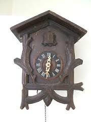 victorian cuckoo clock - Google Search