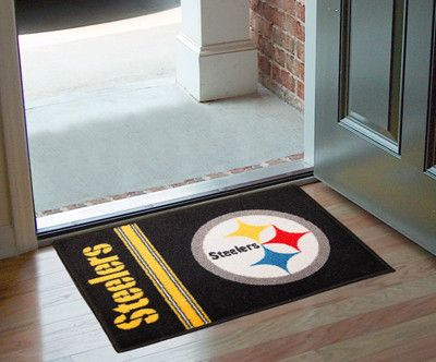 Pittsburgh Steelers Starter Mat