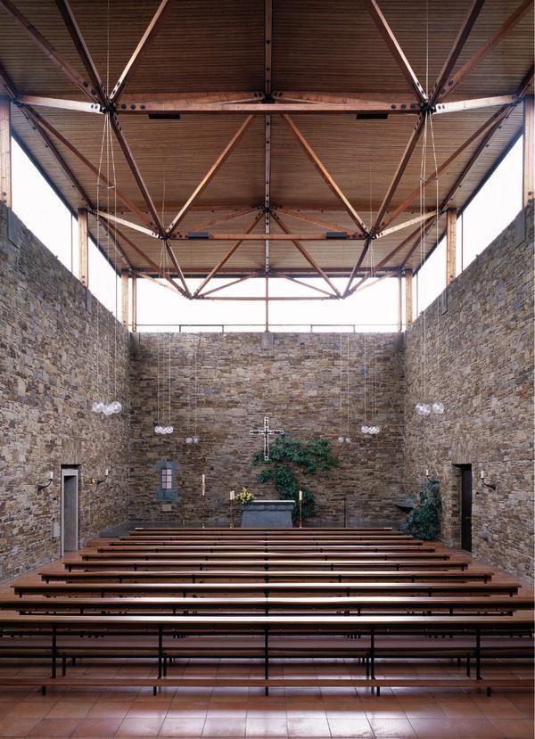 The First Church Construction By Joachim Scha Rmann Already Shows