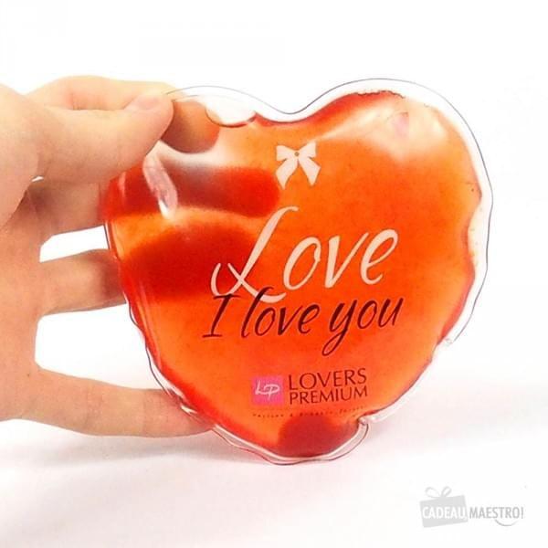 Retrouvez le plaisir d'une petite chaufferette sous les traits de ce joli cœur qui vous offrira une douce chaleur en un tour de main... #saintvalentin #love