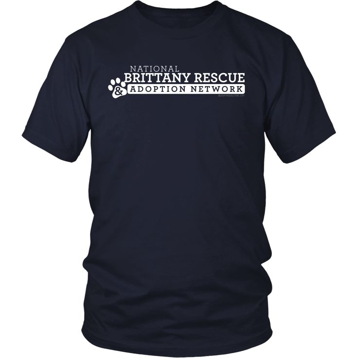 National Brittany Rescue & Adoption Network - NBRAN Brittany Rescue Graphic Tee