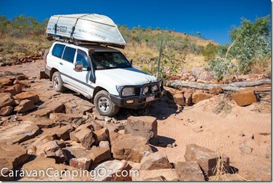 The Pigeon Hole Track, El Questro Station, Kimberley, Western Australia   CaravanCampingOz.com