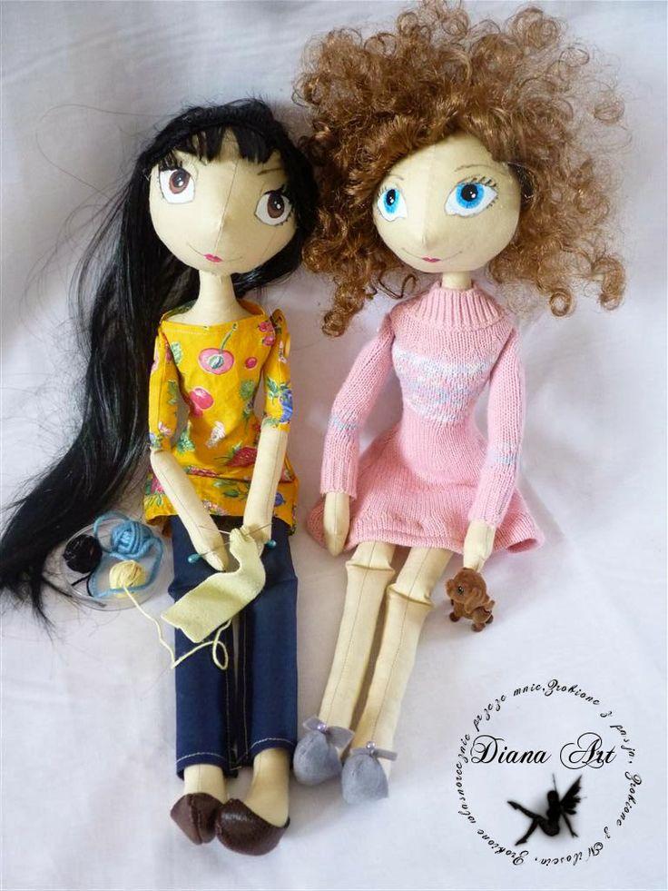 Diana Art, doll