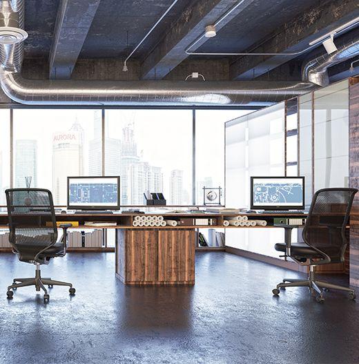 """― Bez loftů by tak možná neexistovaly stále více oblíbené co-working místa, otevřené prostory, ve kterých je možné pronajmout si místo <span class=""""line-break"""">na práci</span> po hodinách nebo po dnech."""