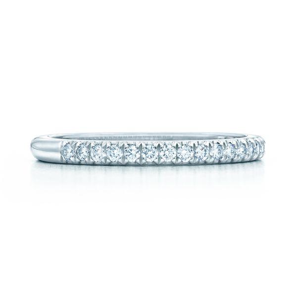 ティファニー ソレスト ダイヤモンド バンドリング - Tiffany & Co.(ティファニー)の結婚指輪(マリッジリング)結婚指輪はどこで買う?ティファニーのマリッジリングの参考一覧♡