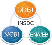 INSDC - International Nucleotide Sequence  Database Collaboration