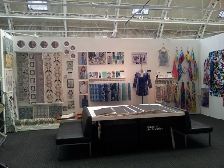 BA (Hons) Fashion and Textiles graduating class of 2014 at New Designers via @Patternorium on Twitter.