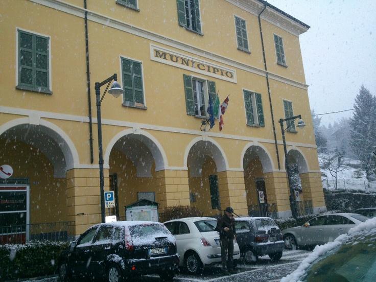#Pisano ( #Novara #Piedmont #Italy ) #snow #sottolaneve