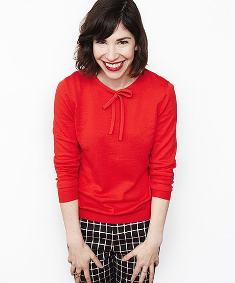 Carrie Brownstein Interwiew - Portlandia Sleater Kinney | Carrie Brownstein tells us her favorite records, how she acheived not one, but three dream careers, and why Portlandia loves that which it mocks. #refinery29 http://www.refinery29.com/carrie-brownstein