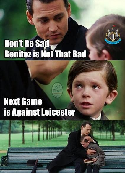 Newcastle United fans :P  Credits: Troll Football Algeria