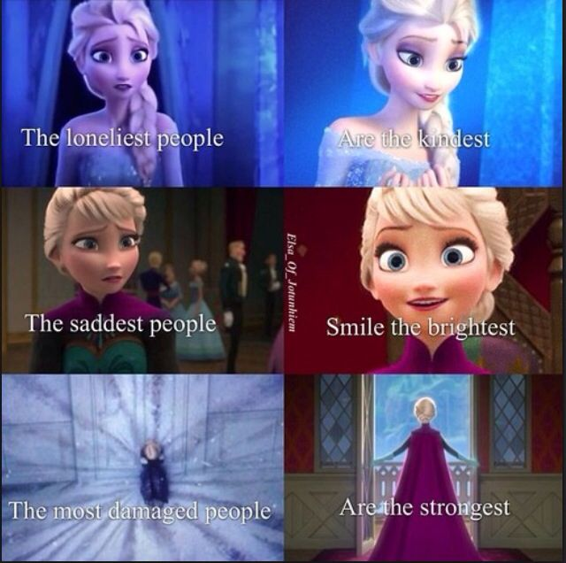 Frozen | Queen Elsa of Arendelle.  Love this.