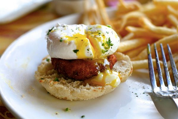 Как приготовить идеальное яйцо пашот