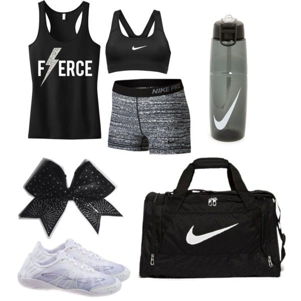 HS cheer tryouts outfit #2