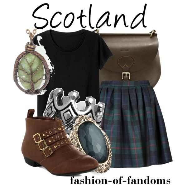 """Scotland"" by fofandoms on Polyvore"