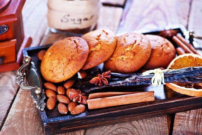 Biscuits aux épices et gingembre par le Chef Giovanni Apollo #apollorecettes