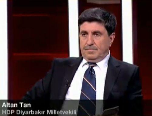 Altan Tan HDPden ayrılacak mı?