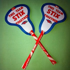 Who Has More Fun Than Us?: Pixie Lacrosse Stix