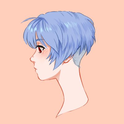 Rei Ayanami female reference