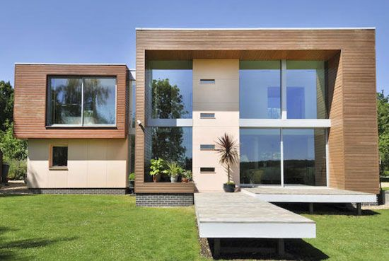 Grand design for sale three bedroom contemporary for Modern house designs uk