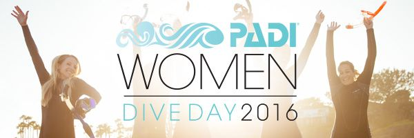Discover (or Rediscover) Scuba Diving During PADI's Women's Dive Day on July 16 (sponsored fun)