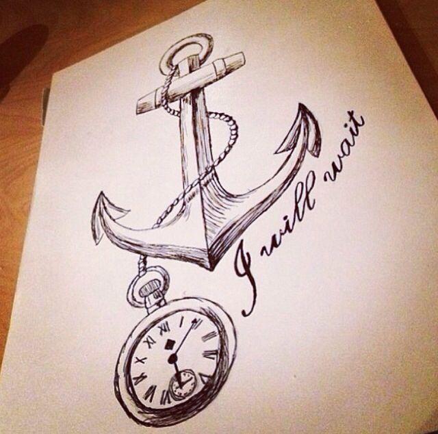Les 25 meilleures id es de la cat gorie tatouage ancre sur pinterest ancre tatouage tatouage - Tatouage ancre cheville ...