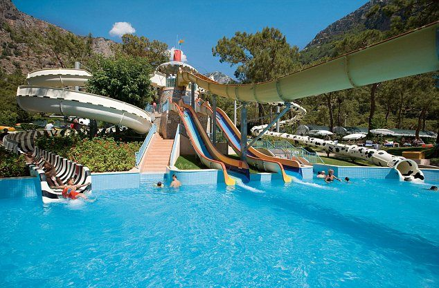 Lykia World Children's Paradise. Lykia World, Oludeniz, Turkey