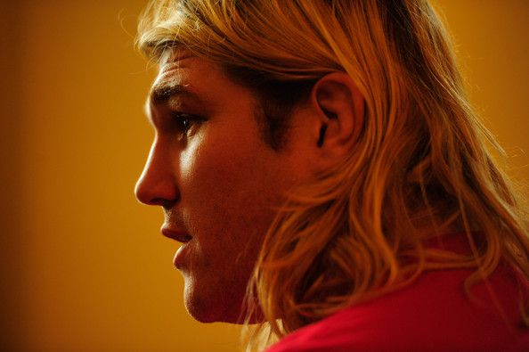 Wales hooker Richard Hibbard faces the press at the team announcement ahead of saturdays game against Ireland, at the Vale of Glamorgan on F...