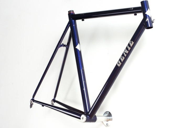 image of wall mounted bicycle frame holder bike shop ideas pinterest products frames and. Black Bedroom Furniture Sets. Home Design Ideas