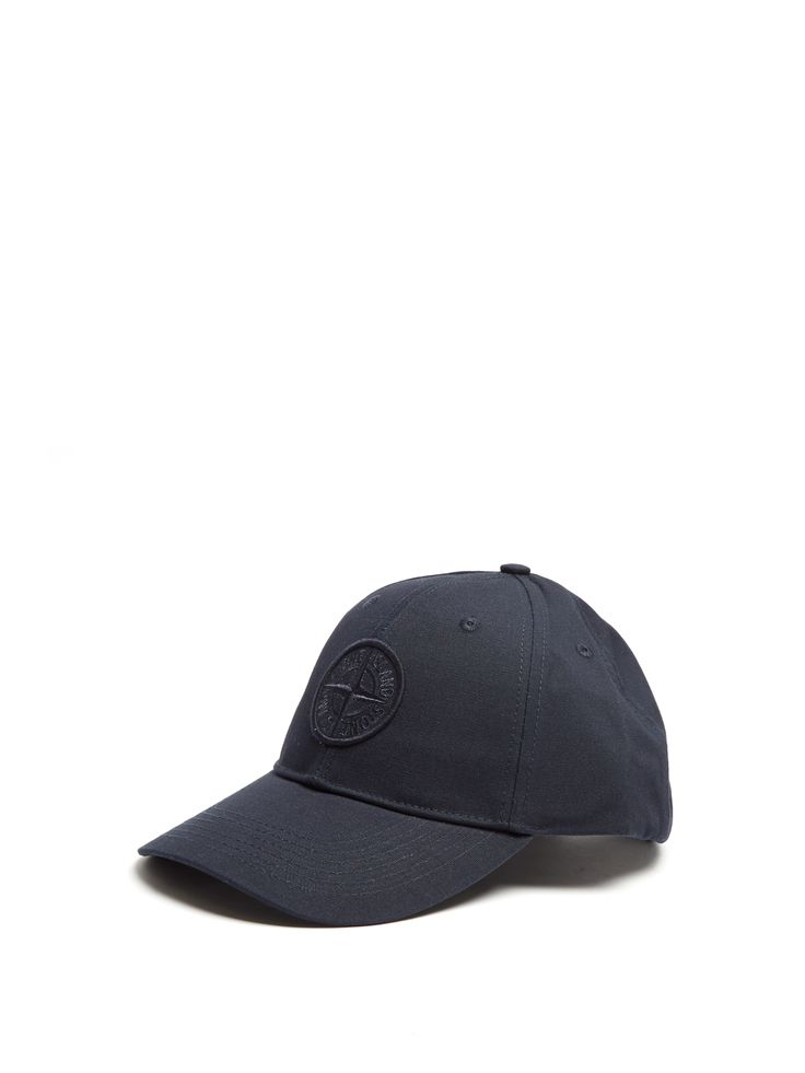 Logo-embroidered cap | Stone Island | MATCHESFASHION.COM UK
