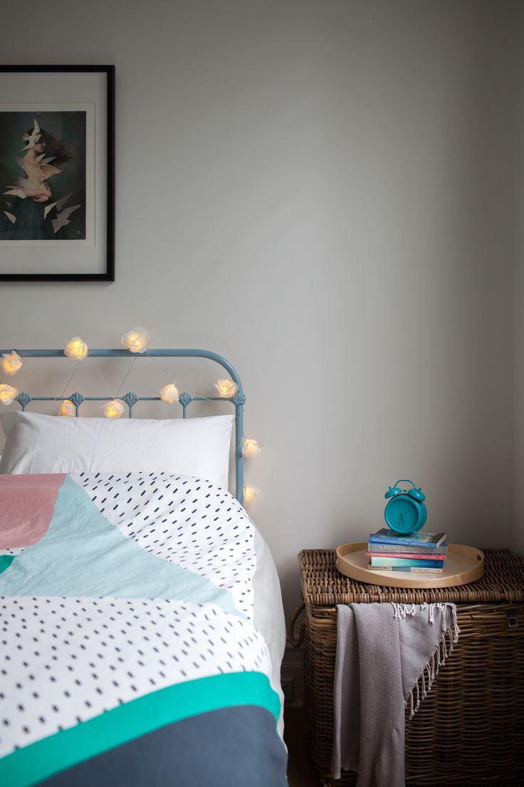 Bedroom fairy lights ikea - 20 Led Juliet White Rose Battery Fairy Lights
