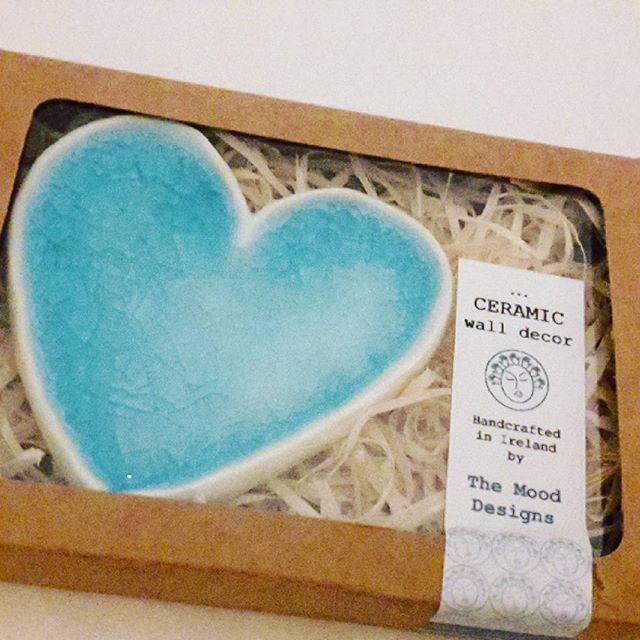 #heart #blueheart #madeinireland