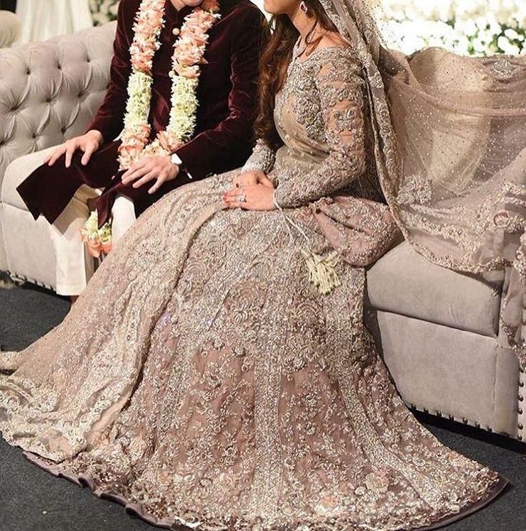 Pakistani Bridal by @elanofficial
