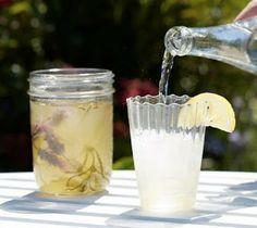 Domácí levandulová sodovka | Home-Made.CéZet