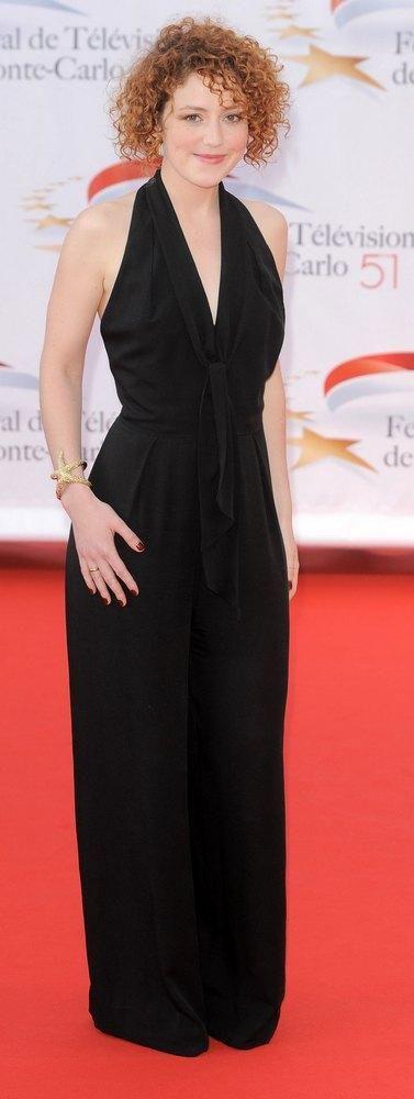 Blandine Bellavoir de plus belle la vie, la simplicité aussi fait de l'effet
