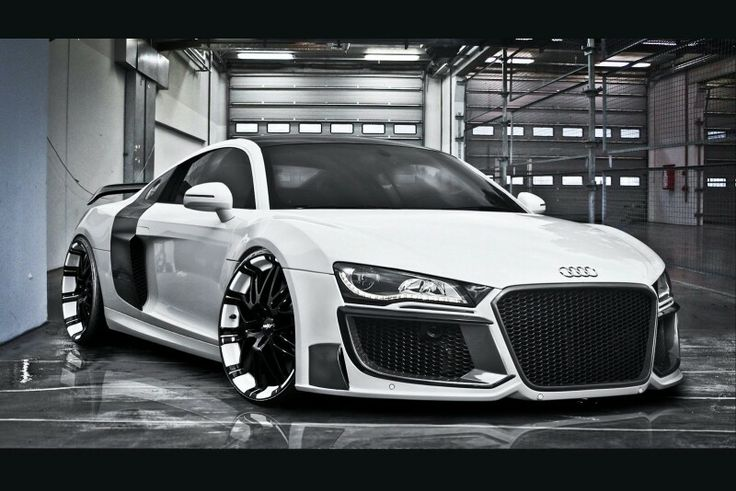Audi Rx8 never fails to make my heart skip a beat