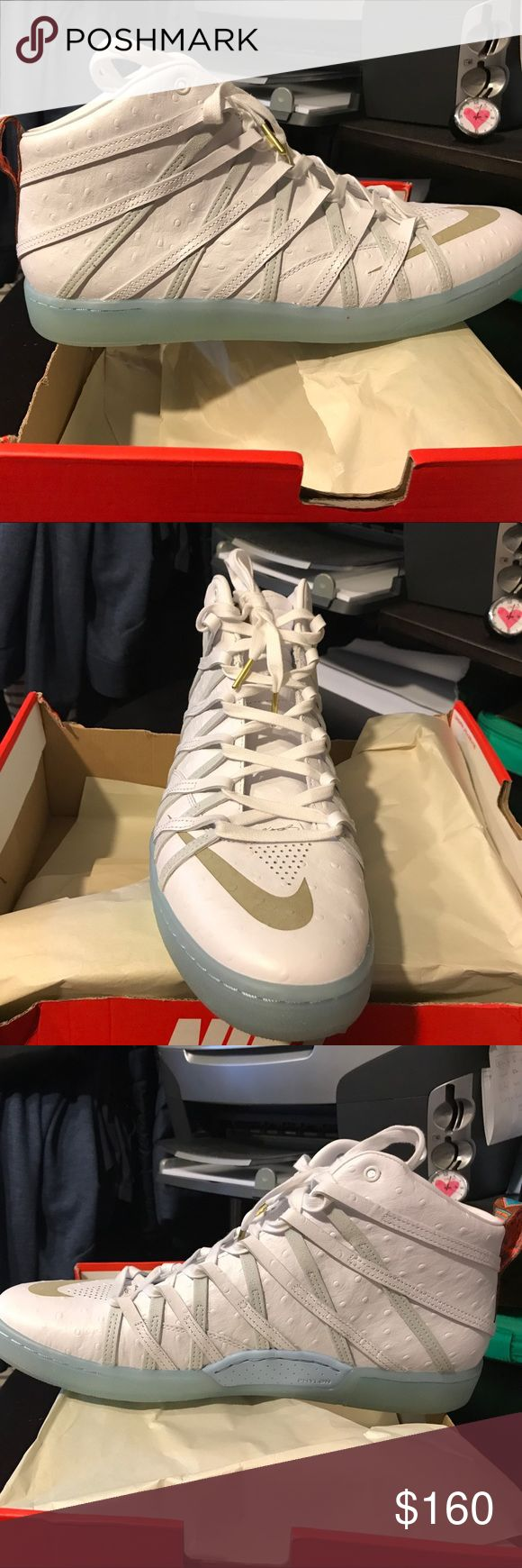Nike Kevin Durant Sneakers New in box, but box has no lid. Nike Shoes Sneakers