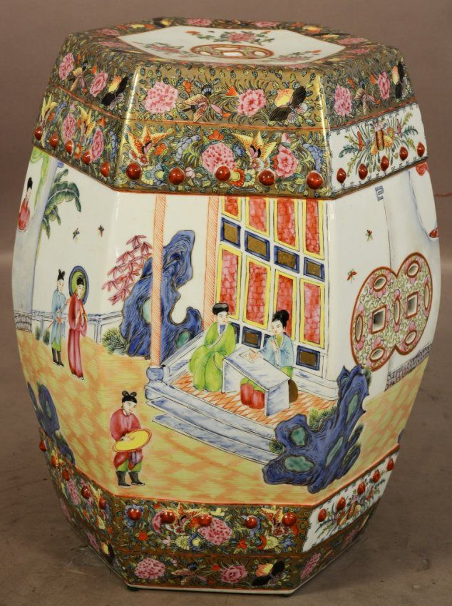 Chinese porcelain garden stool  Lot 260 & 173 best Home-Chinese garden stool images on Pinterest | Chinese ... islam-shia.org