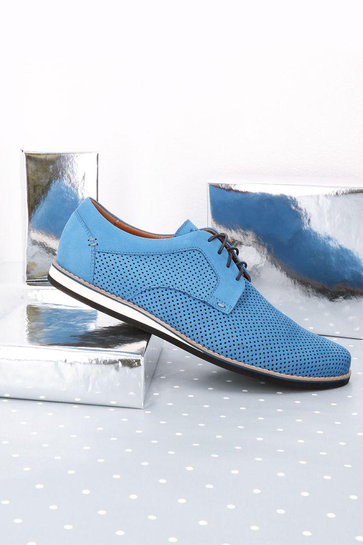 Polbuty Skorzane Meskie Niebieskie Timo Sd2553 03 Oxford Shoes Dress Shoes Men Men Dress