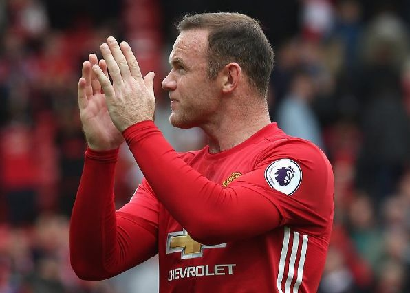 Wayne Rooney Salary Per Week 2017