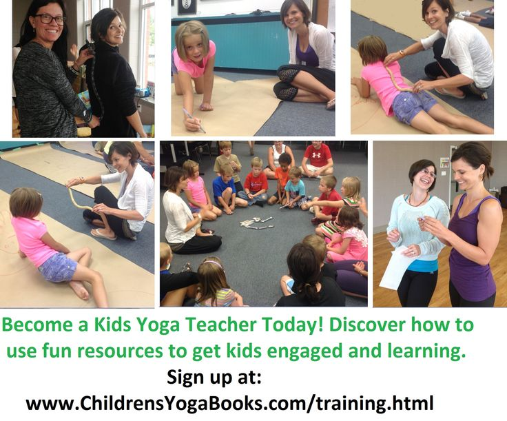 www.childrensyogabooks.com  So proud of Tamara and her accomplishment completing the 95 Hour Kids Yoga Teacher Training Certification!  Well done! :-)