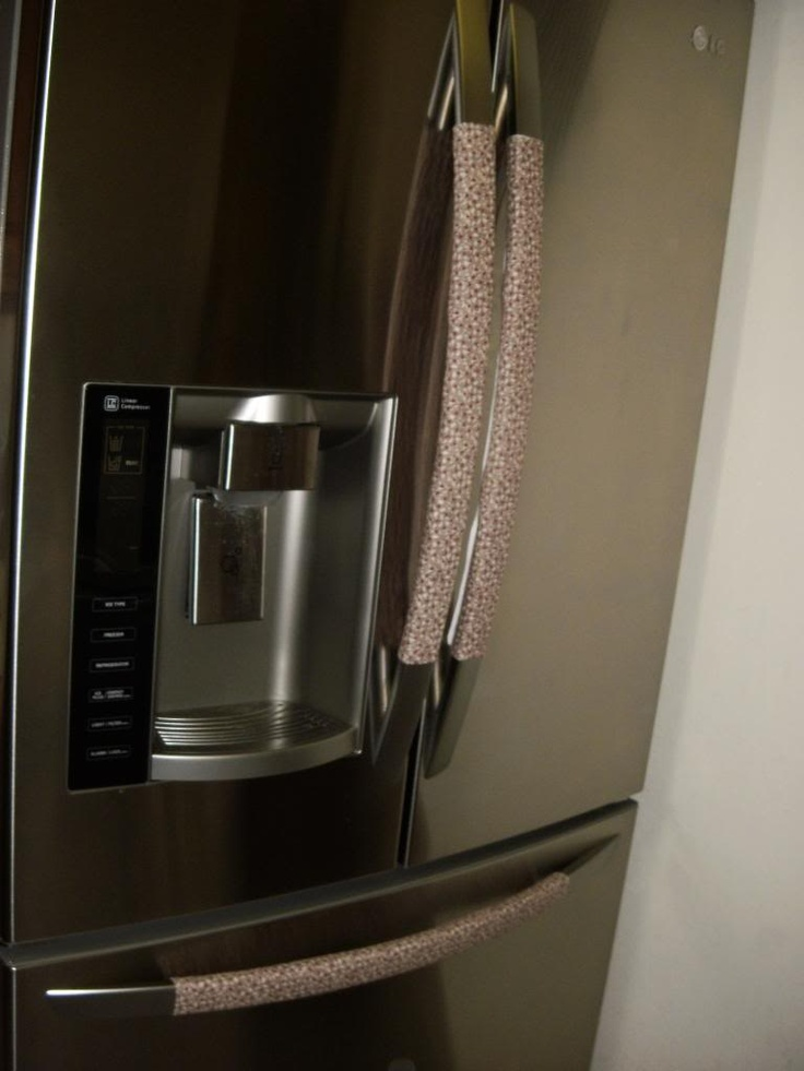 9 best fridge covers images on pinterest fridge handle covers handle covers for stainless steel fridge sciox Image collections
