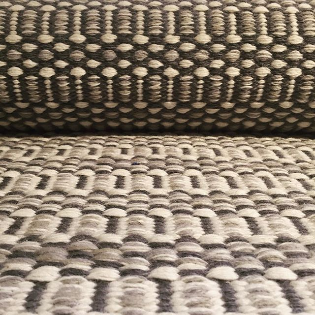 Our Muse rug collection allows you to have two woven patterns in one rug. Just simply flip your rug over for a fun different look!  Muse - Serenity