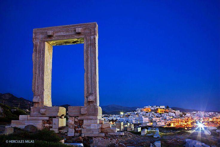 Night Sky Greece: Νάξος: Ένα Αστέρι Στο Κέντρο Του Αιγαίου